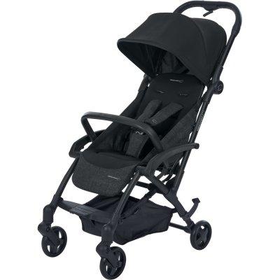Poussette 4 roues laika nomad black Bebe confort