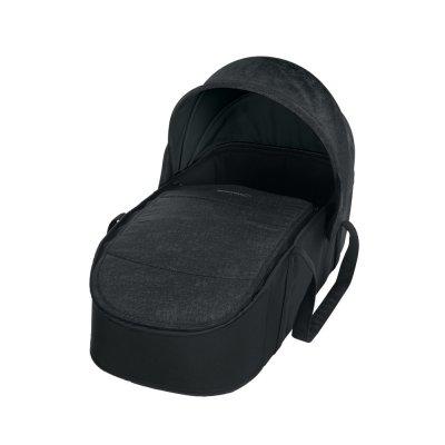 Pack poussette duo laika + nacelle laika nomad black Bebe confort