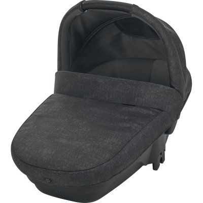 Pack poussette trio nova amber plus citi nomad black + base offerte Bebe confort