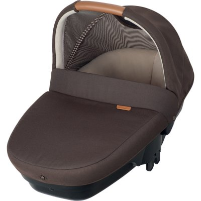 Pack poussette trio stella cabriofix amber earth brown Bebe confort