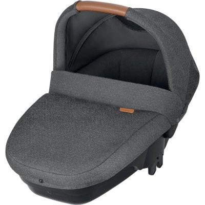 Pack poussette trio stella cabriofix amber sparkling grey Bebe confort