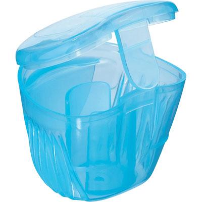 Boite sucette maternity bleu Bebe confort
