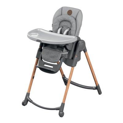 Chaise haute bébé minla essential grey Bebe confort