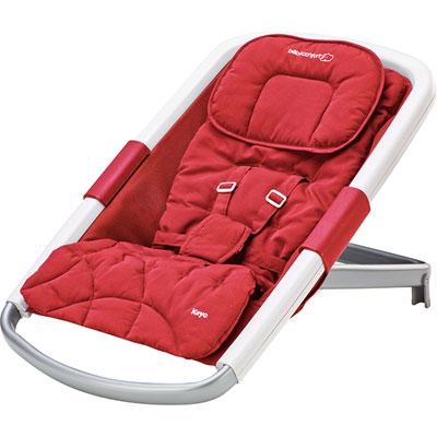 Transat keyo fancy red Bebe confort