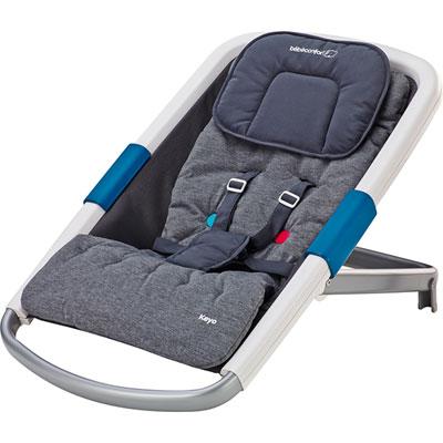 Transat keyo fizzy grey Bebe confort