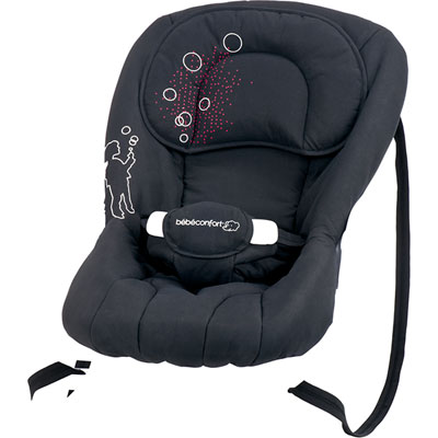 Bebe confort Transat bébé cocon evolution 2 poetic black