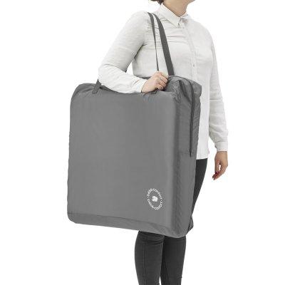 Lit parapluie iris essential grey Bebe confort