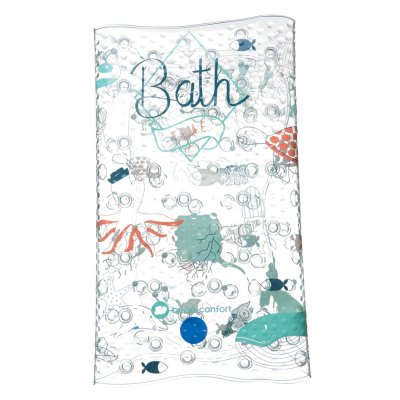 Tapis de bain water world bleu Bebe confort