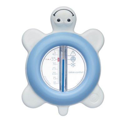 Thermomètre de bain tortue paper boat multicolor Bebe confort