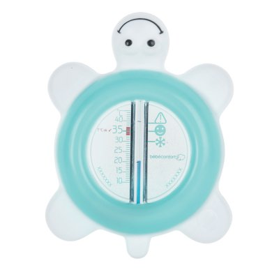 Thermomètre de bain tortue sailor bleu Bebe confort