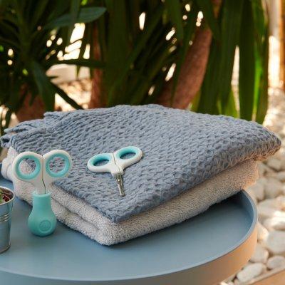 Ciseaux avec base water world bleu Bebe confort
