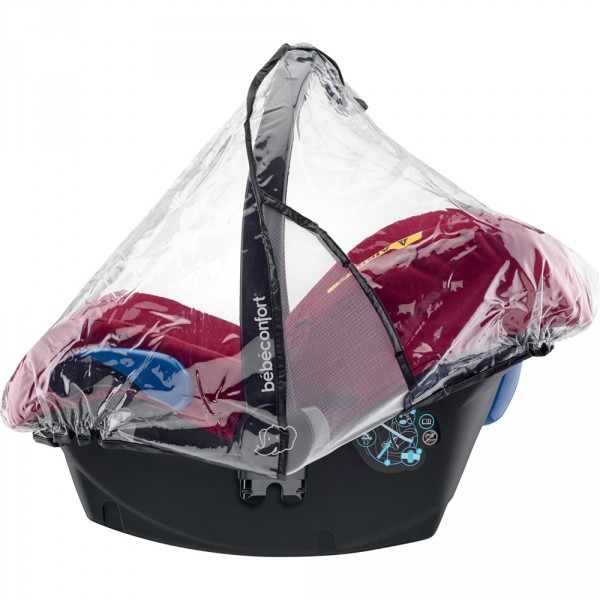 Habillage pluie pour groupe 0+ pebble, cabriofix et citi Bebe confort
