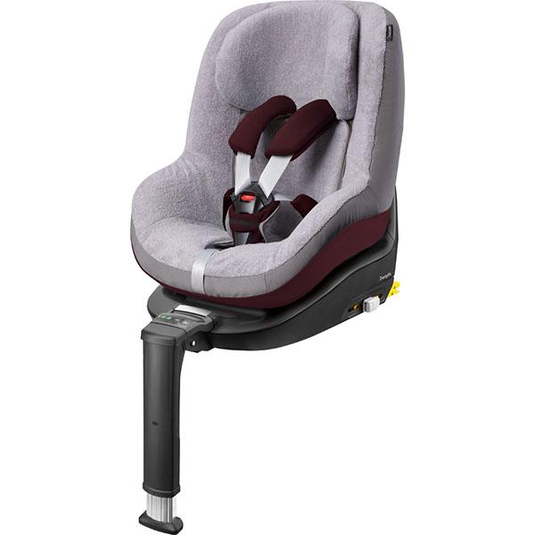 Housse eponge pour siège auto pearl cool grey Bebe confort