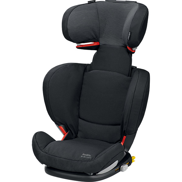 Siège auto rodifix air protect black raven - groupe 2/3 Bebe confort