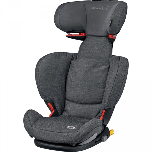 Siège auto rodifix air protect sparkling grey groupe 2/3 Bebe confort
