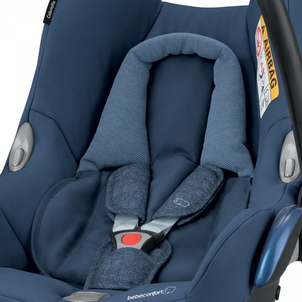 Siège auto coque cabriofix nomad blue - groupe 0+ Bebe confort