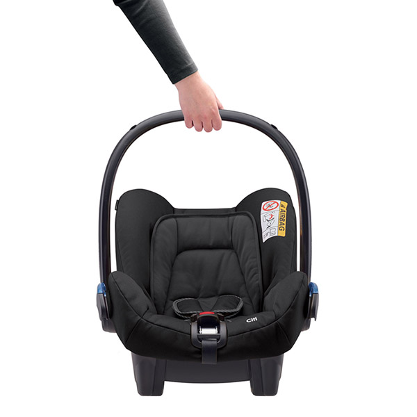 Siège auto citi black raven - groupe 0+ Bebe confort