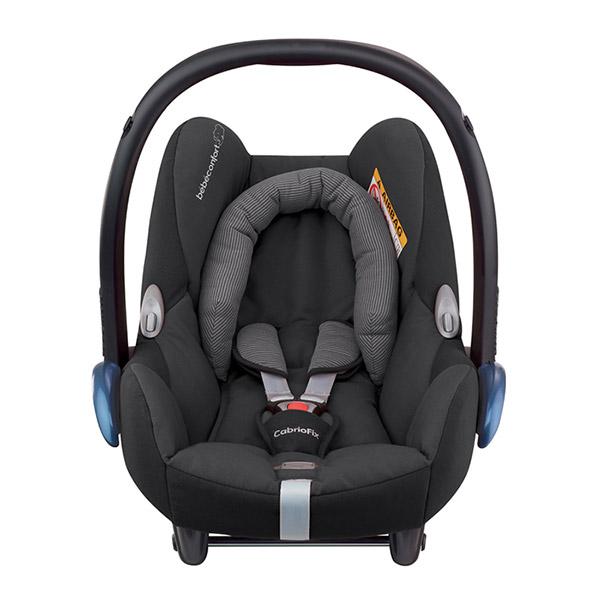 Coque bébé 0+ cosi cabriofix black raven Bebe confort