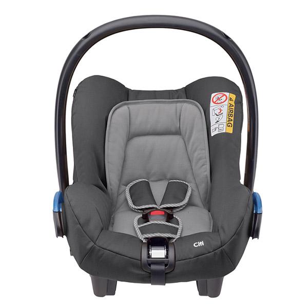 Siège auto citi concrete grey - groupe 0+ Bebe confort