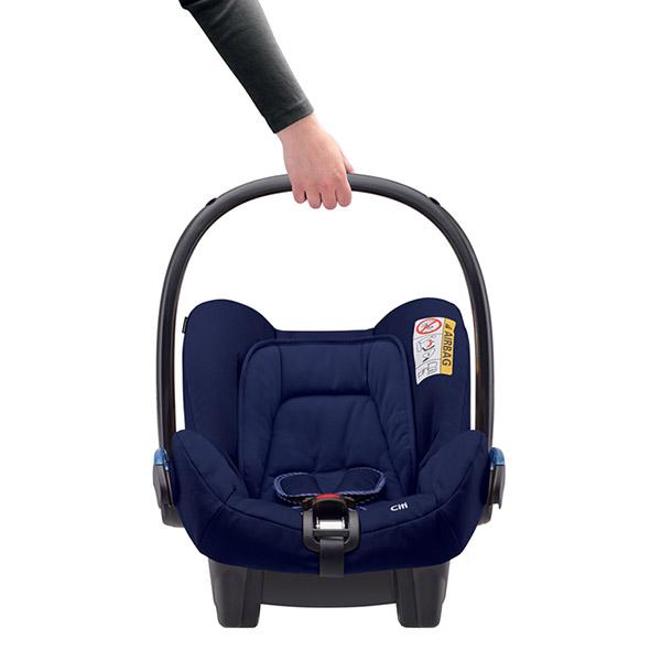 Siège auto citi river blue - groupe 0+ Bebe confort