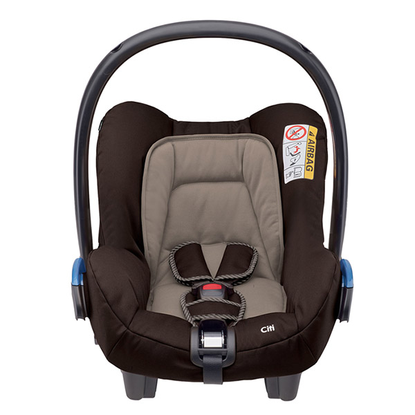 Siège auto citi earth brown - groupe 0+ Bebe confort