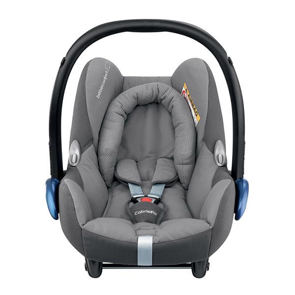 Coque bébé 0+ cosi cabriofix concrete grey - groupe 0+ Bebe confort