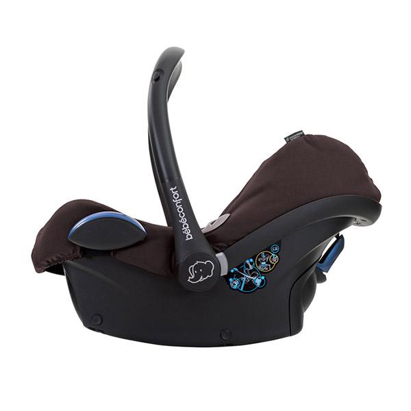 Coque bébé 0+ cosi cabriofix earth brown Bebe confort