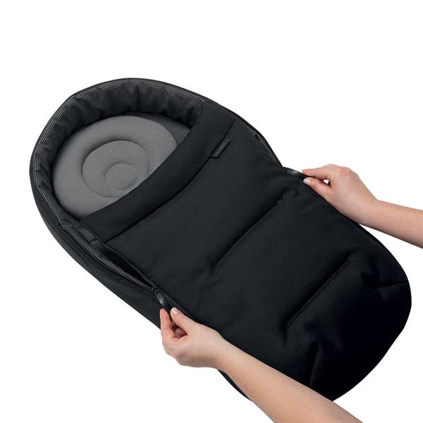 chanceli re baby cocoon black raven 20 sur allob b. Black Bedroom Furniture Sets. Home Design Ideas