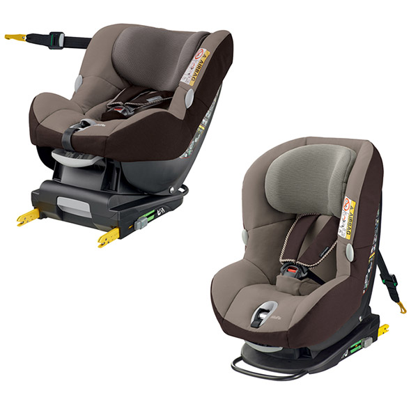 Siège auto milofix earth brown - groupe 0+/1 Bebe confort