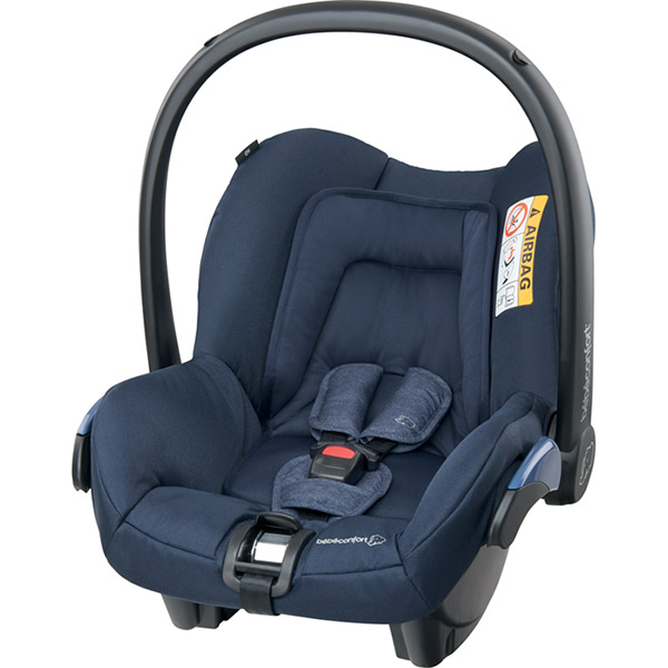 Coque bébé citi nomad blue - groupe 0+ Bebe confort