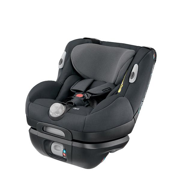 Siège auto opal black raven - groupe 0+/1 Bebe confort