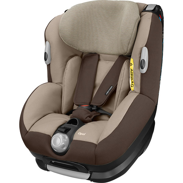 Si ge auto opal earth brown groupe 0 1 de bebe confort for Housse siege auto opal