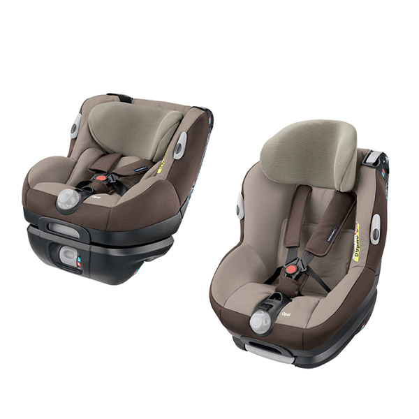 Siège auto opal earth brown - groupe 0+/1 Bebe confort