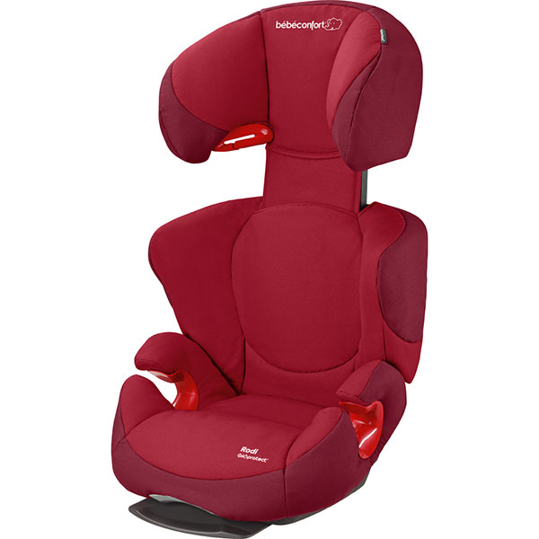Siege auto rodi air protect robin red groupe 2 3 2015 bebe confort