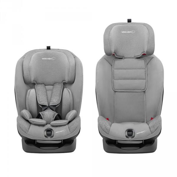 si ge auto titan isofix nomad grey groupe 1 2 3 de bebe. Black Bedroom Furniture Sets. Home Design Ideas