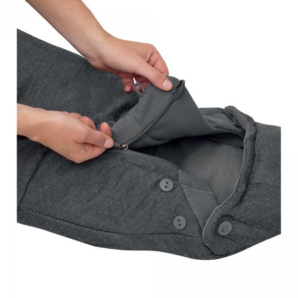 chanceli re poussette sparkling grey de bebe confort chez naturab b. Black Bedroom Furniture Sets. Home Design Ideas