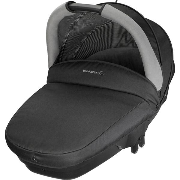 Pack poussette trio high trek pebble plus compacte black raven Bebe confort