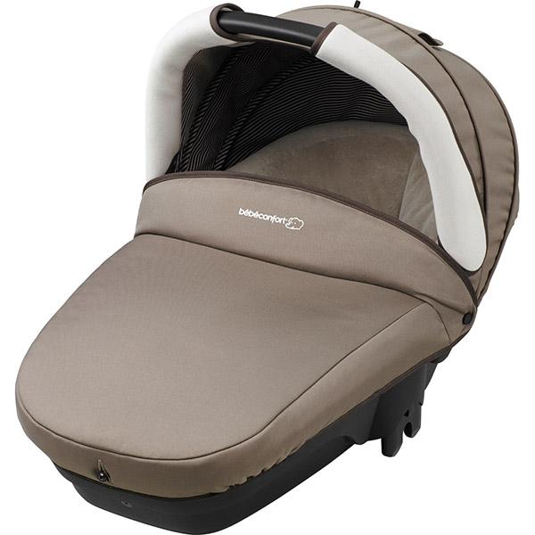 Nacelle bébé compacte earth brown - groupe 0 2015 Bebe confort