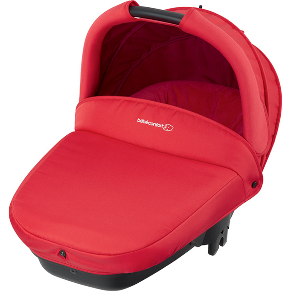 Nacelle compacte red orchid - groupe 0 Bebe confort