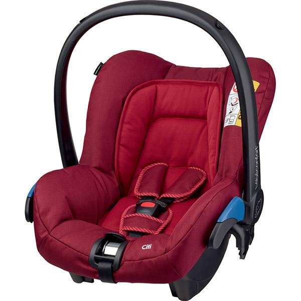 poussette combin trio elea robin red de bebe confort. Black Bedroom Furniture Sets. Home Design Ideas