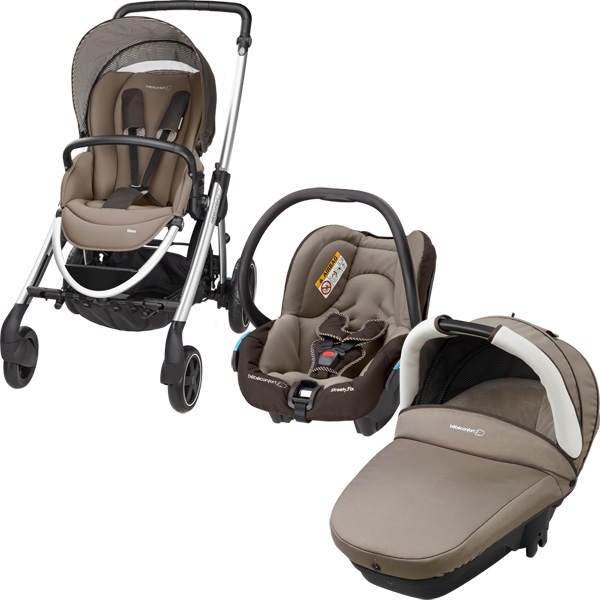 bebe confort elea poussette a petit prix parentmalins. Black Bedroom Furniture Sets. Home Design Ideas