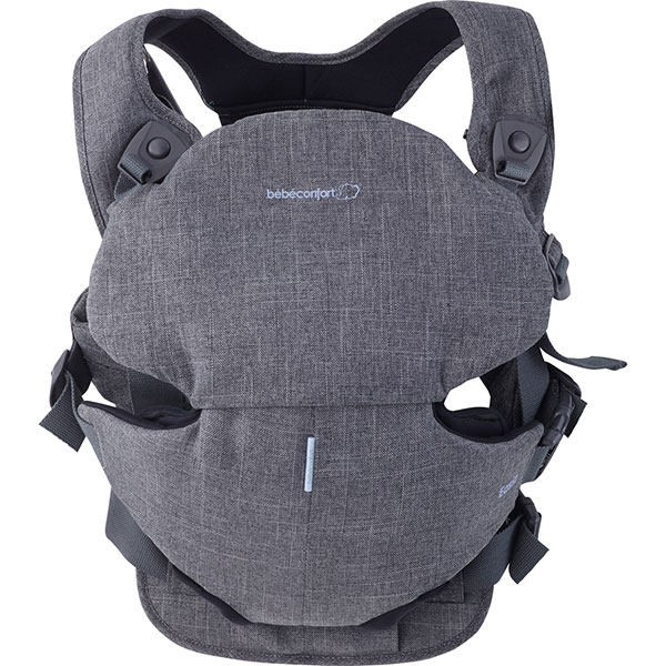 Porte bébé easia black denim Bebe confort