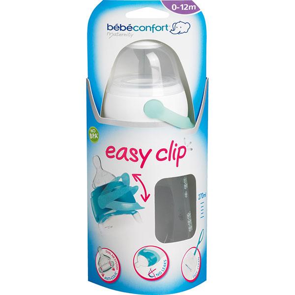Biberon maternity easy clip blanc 270 ml Bebe confort