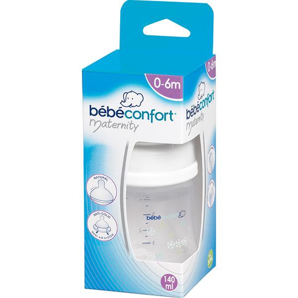 Biberon maternity blanc 140 ml Bebe confort