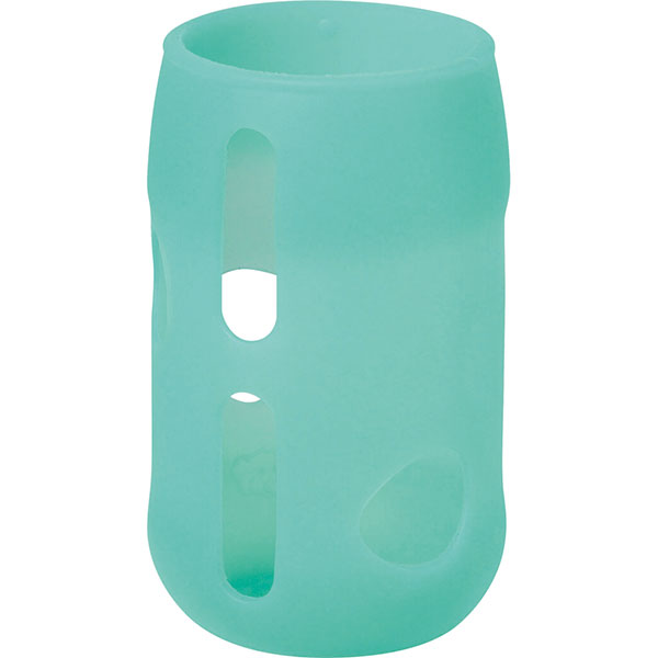 Protection silicone pour biberon verre maternity 270 ml Bebe confort