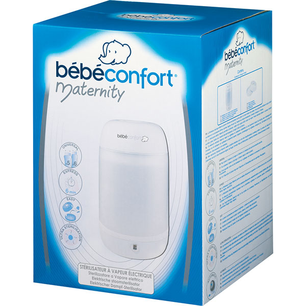 Stérilisateur biberon électrique Bebe confort