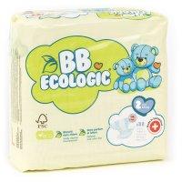 Couches bébé mini taille 2, 3-6 kg (32 couches)