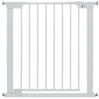 Barrière de sécurité two way auto close blanc 73,5-79,6 cm