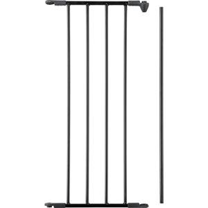 Extension de barrière flex noir