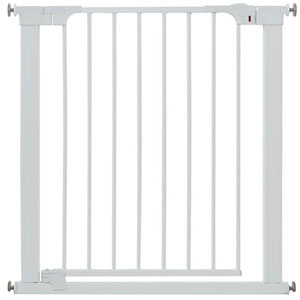 Barrière two way auto close blanc 73,5 - 79,6 cm